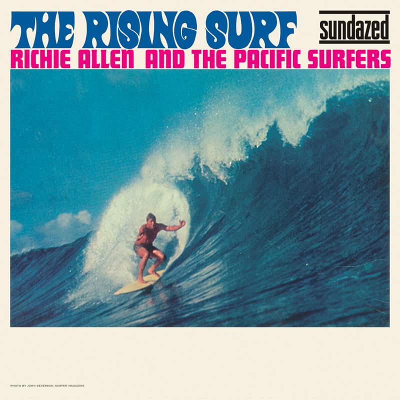 Allen, Richie- The Rising Surf - CD