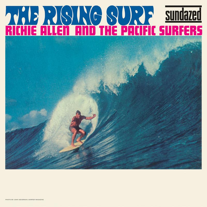 Allen, Richie- The Rising Surf - CD