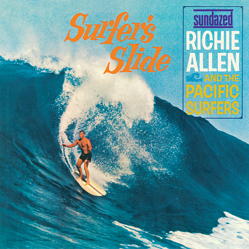Allen, Richie - Surfers Slide - CD