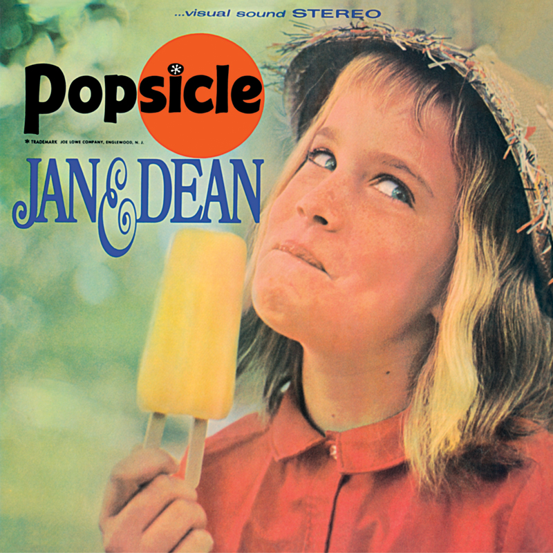 Jan & Dean - Popsicle - CD