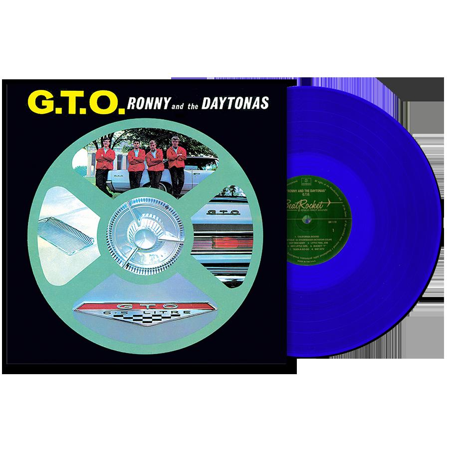 Ronny & the Daytonas - G.T.O. LP