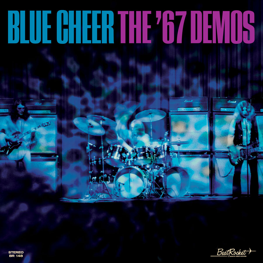 Blue Cheer - The '67 Demos - LP - BR 148