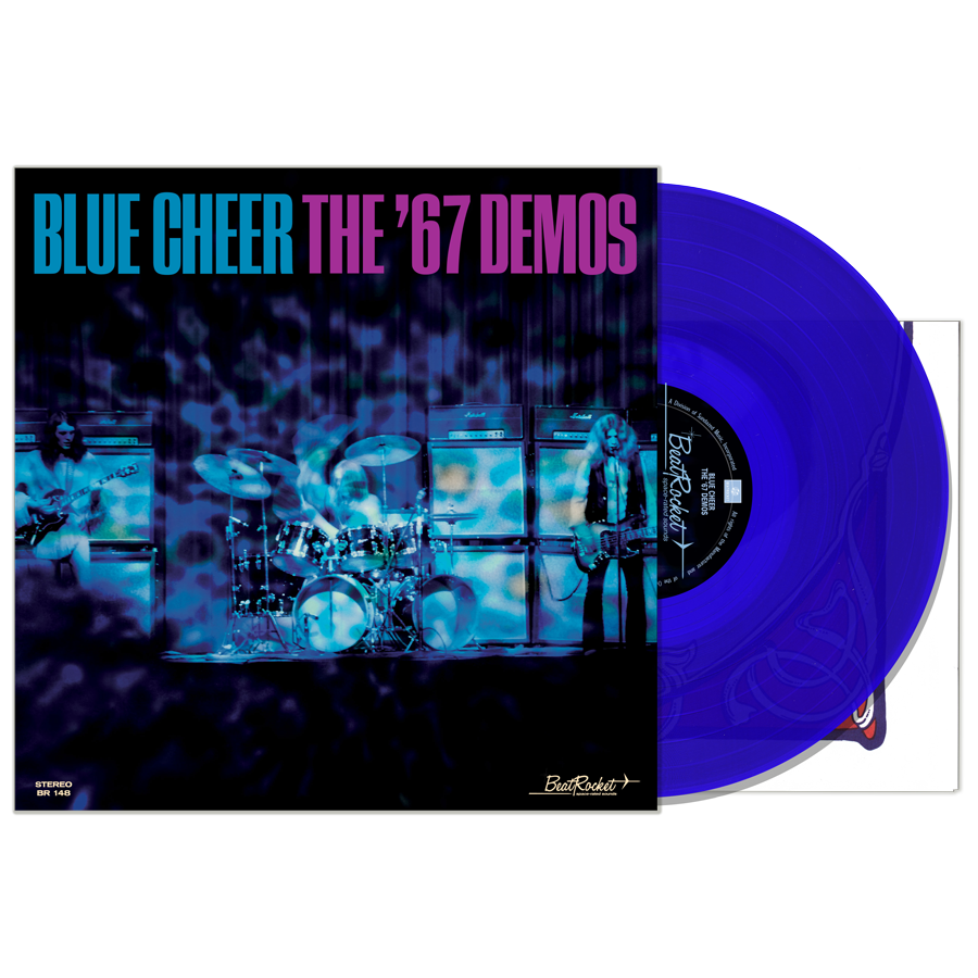 Blue Cheer - The '67 Demos - LP