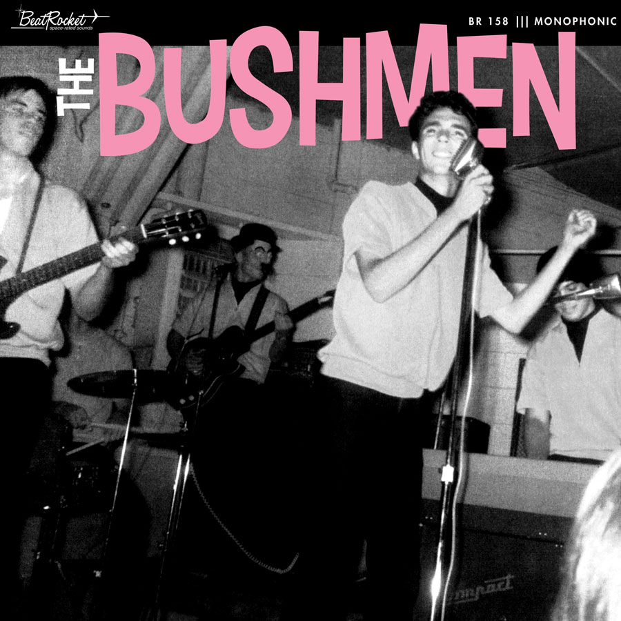 Bushmen, The - The Bushmen - LP - LP-BEAT-158