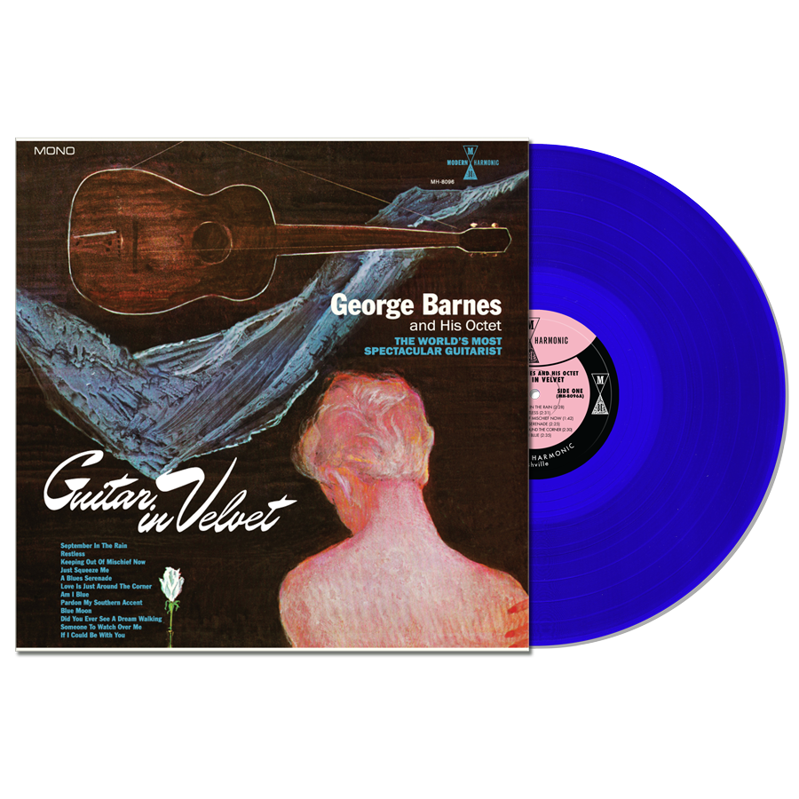 Barnes, George - Guitar In Velvet - LP