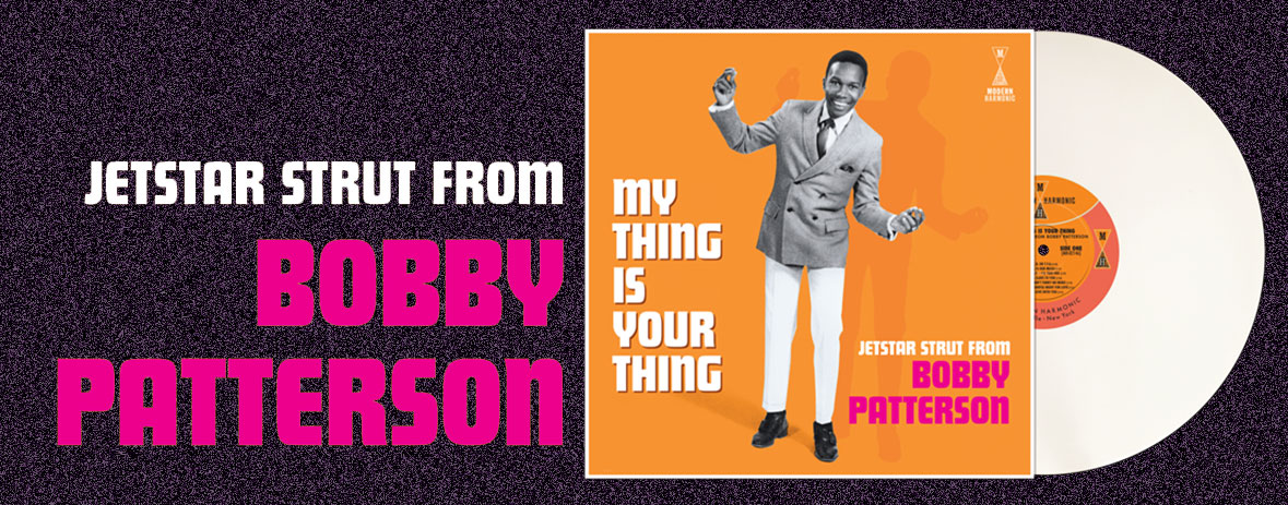 Bobby Patterson Banner