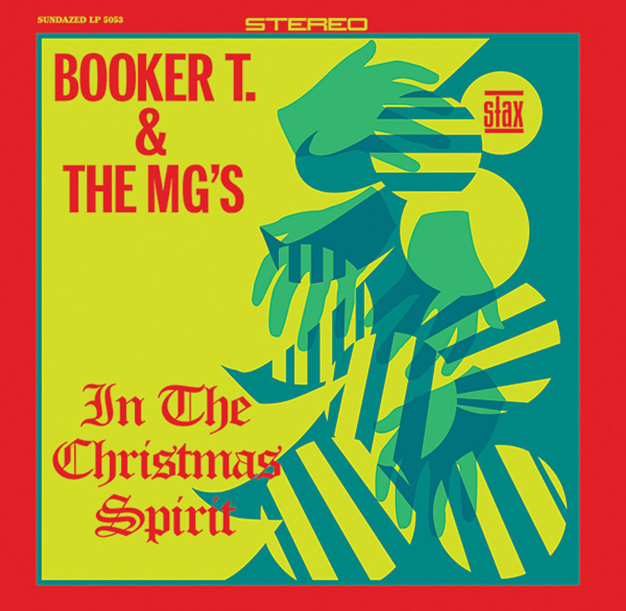 Booker T. & the MG's - In The Christmas Spirit LP