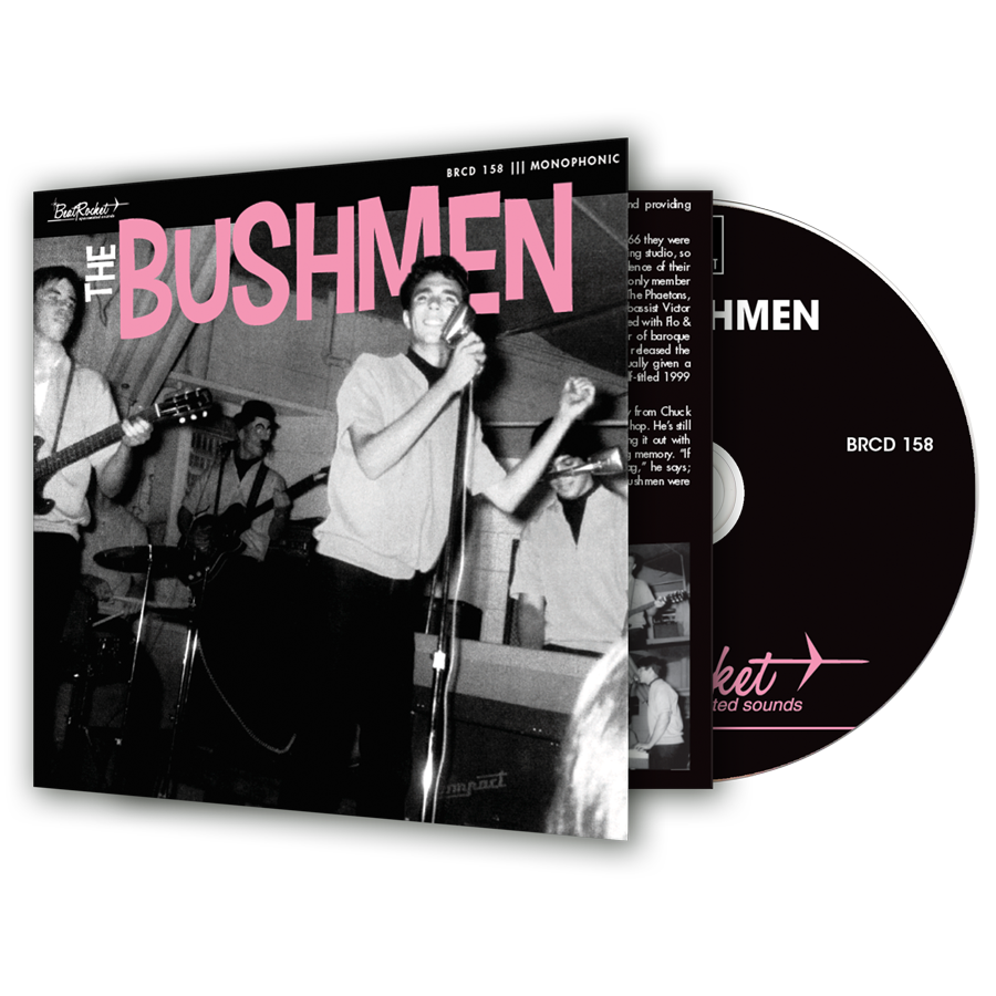 Bushmen, The - The Bushmen - CD