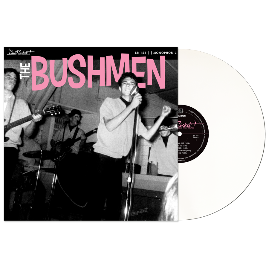 Bushmen, The - The Bushmen - LP