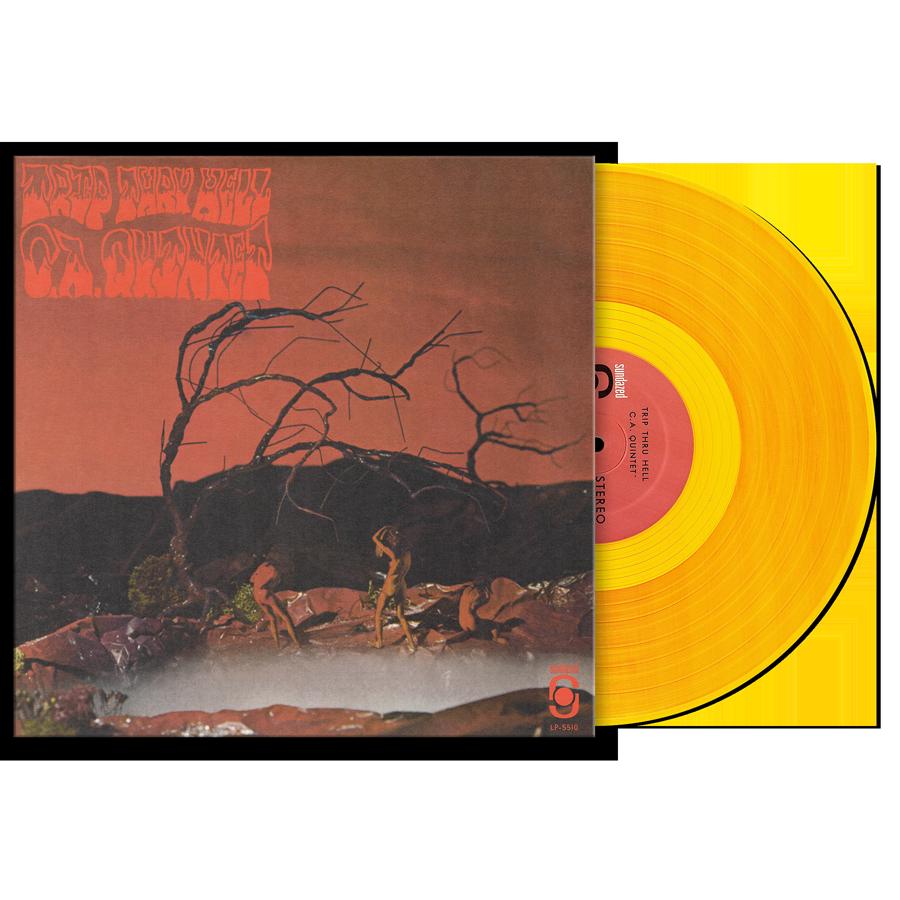 C.A. Quintet - Trip Thru Hell - Gold Vinyl LP
