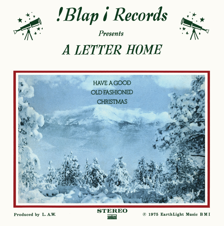 A Letter Home - Have A Good Old Fashioned Christmas - CD - CD-SUND-6348