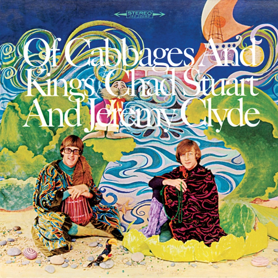 Chad & Jeremy - Of Cabbages And Kings - CD