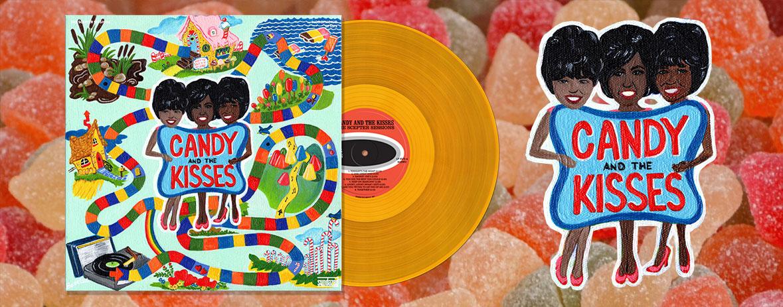 Candy & The Kisses LP