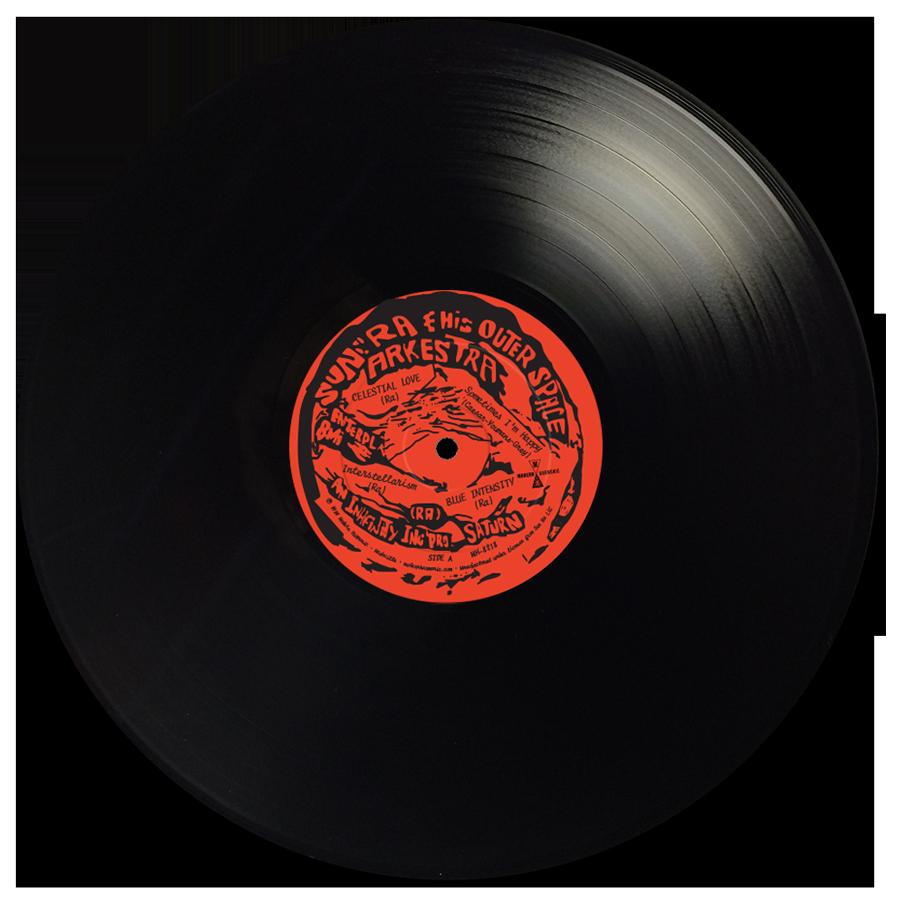 Sun Ra - Celestial Love - LP - LP-MH-8218