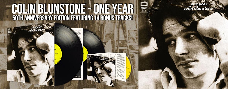 Colin Blunstone - One Year - 50th Anniversary Ed.
