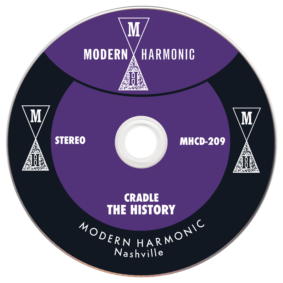 Cradle - The History - CD - CD-MH-209
