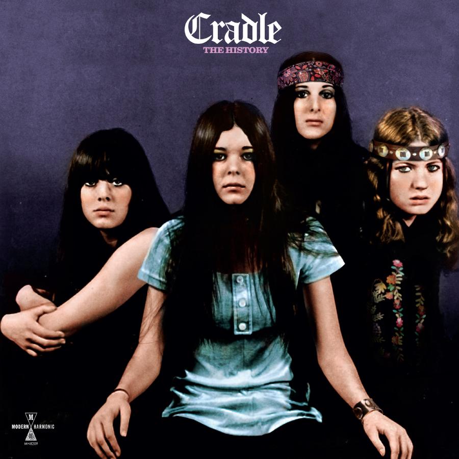 Cradle - The History - 2LP - LP-MH-8209