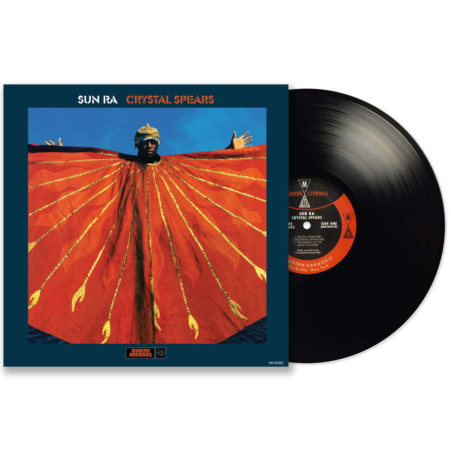 Sun Ra - Crystal Spears - LP - MH-8082-B