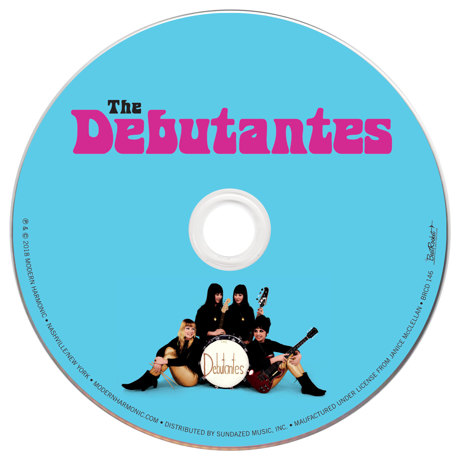 Debutantes, The - The Debutantes - CD