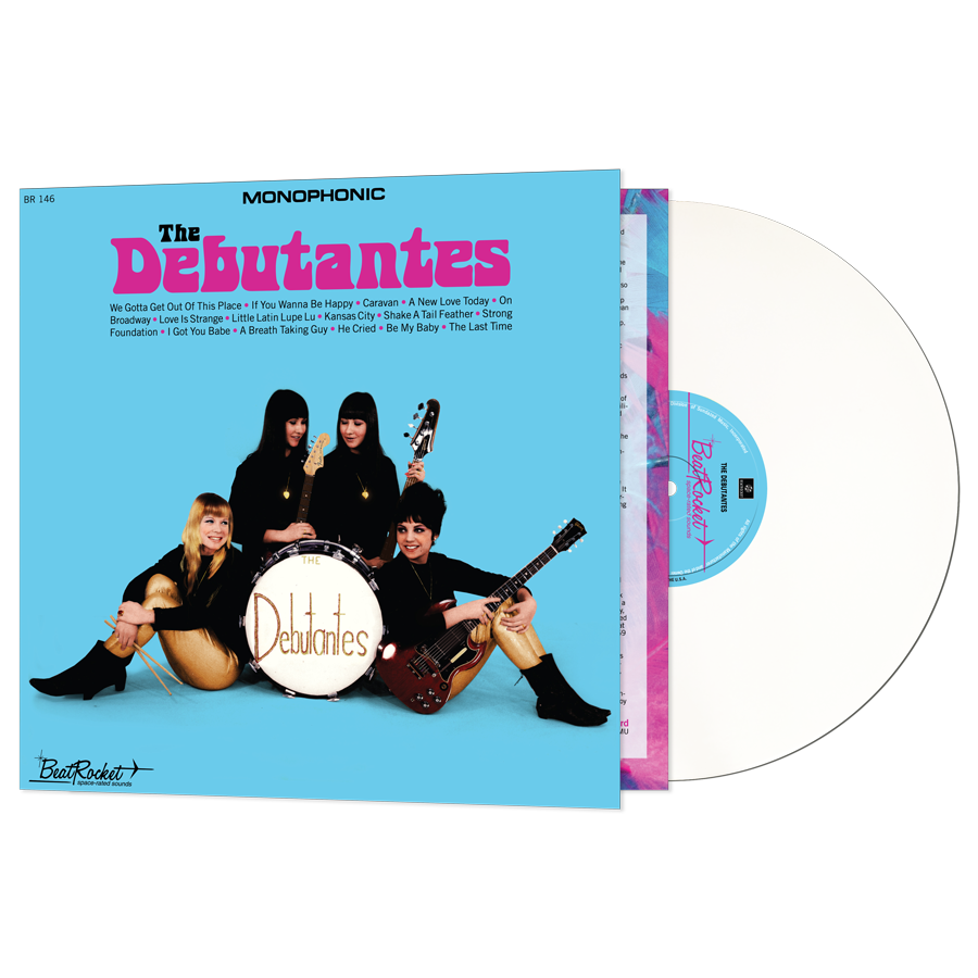 Debutantes, The - The Debutantes - LP
