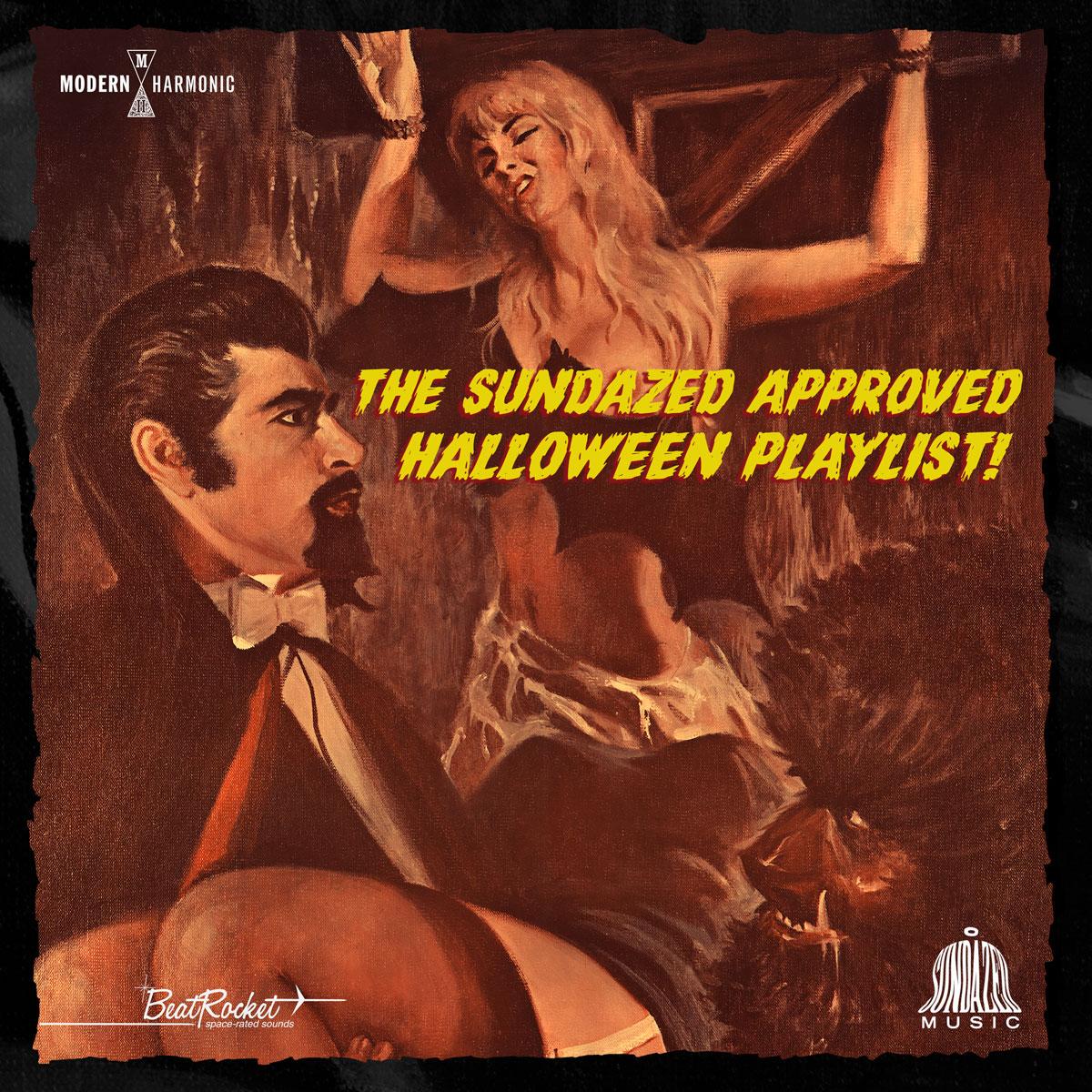 Spotify Halloween Playlist