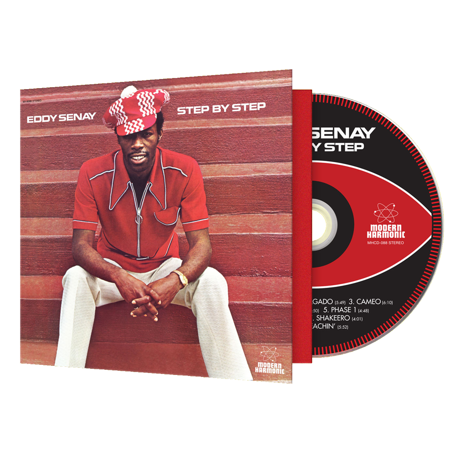 Senay, Eddy - Step By Step - CD - MHCD-088