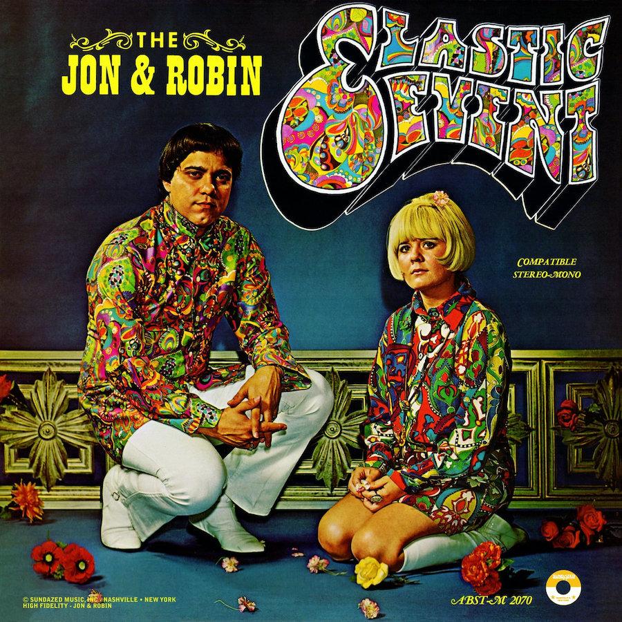 Jon & Robin - Elastic Event