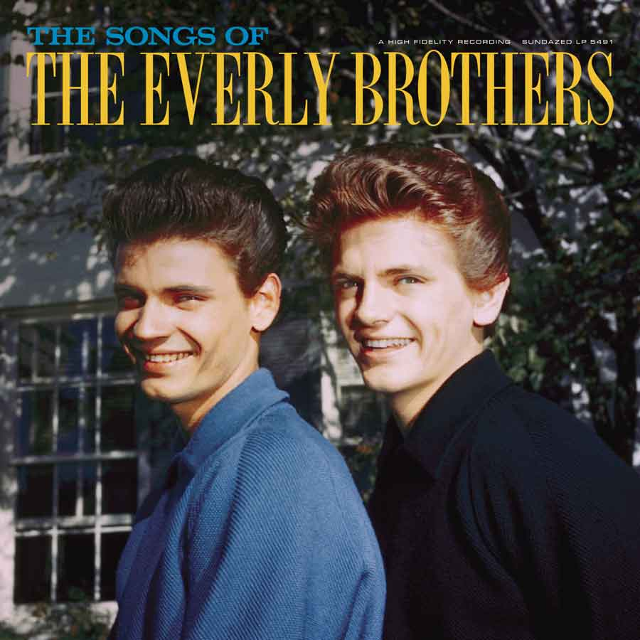 Everly Brothers, The - The Songs Of The Everly Brothers - 2 LP Set