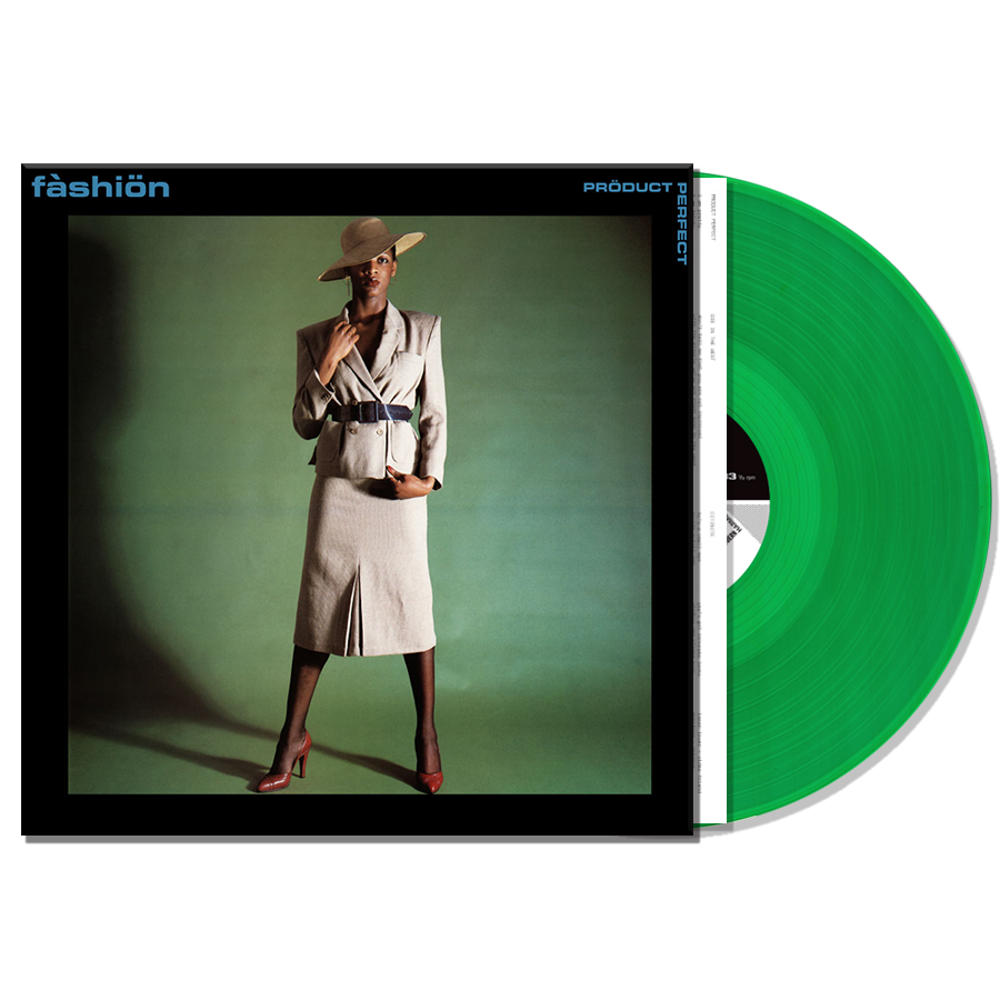 Fashion - Product Perfect - Green Vinyl LP