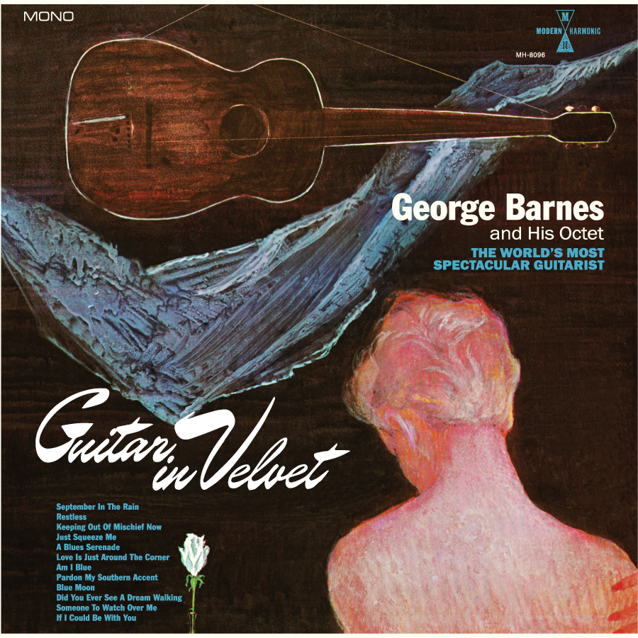 Barnes, George - Guitar In Velvet - LP - LP-MH-8096