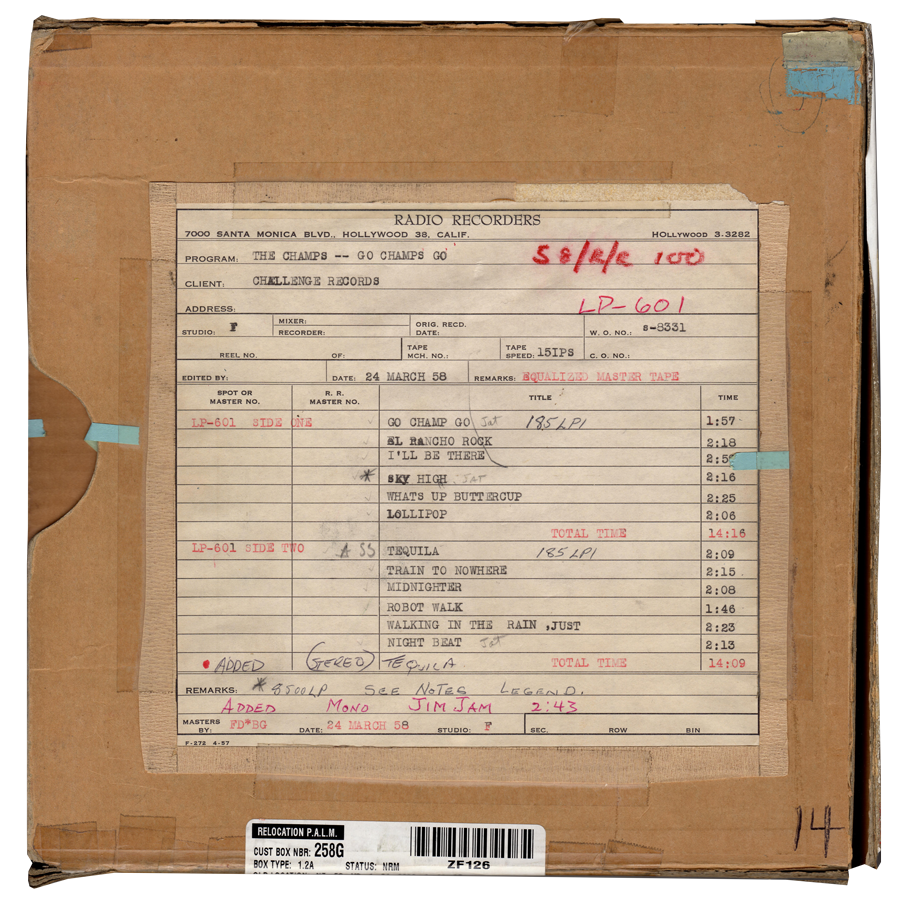 image of tape box
