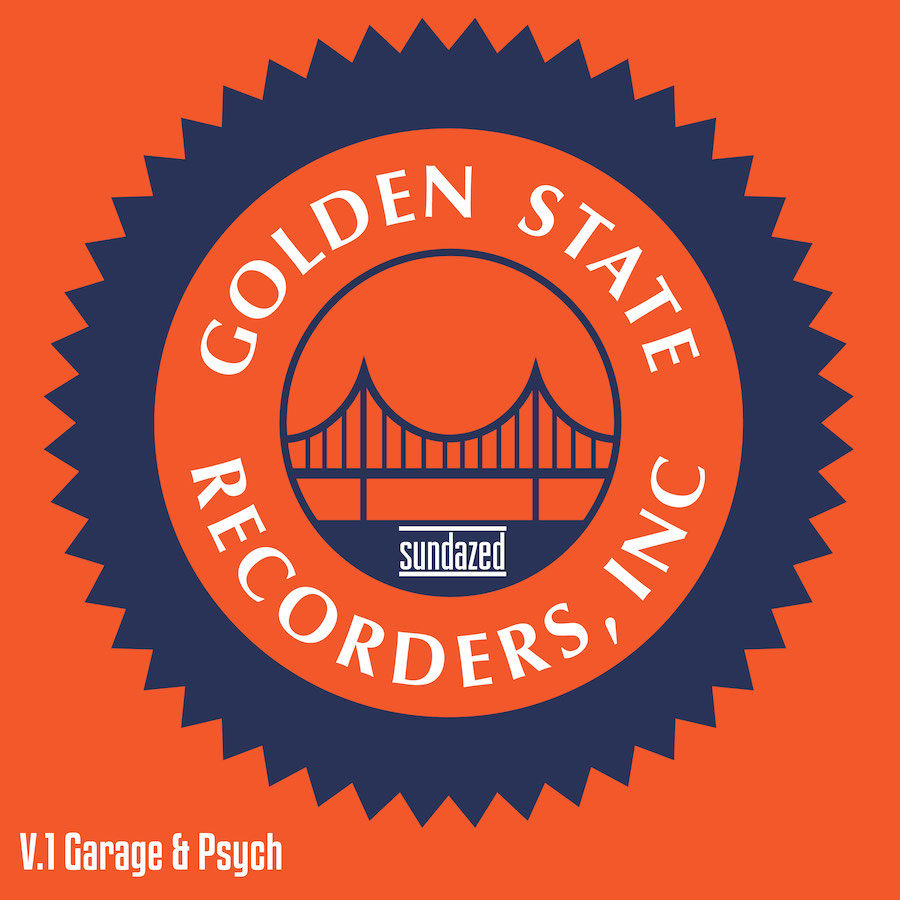 Various Artists - Golden State Recorders: Vol. 1 Garage & Psych