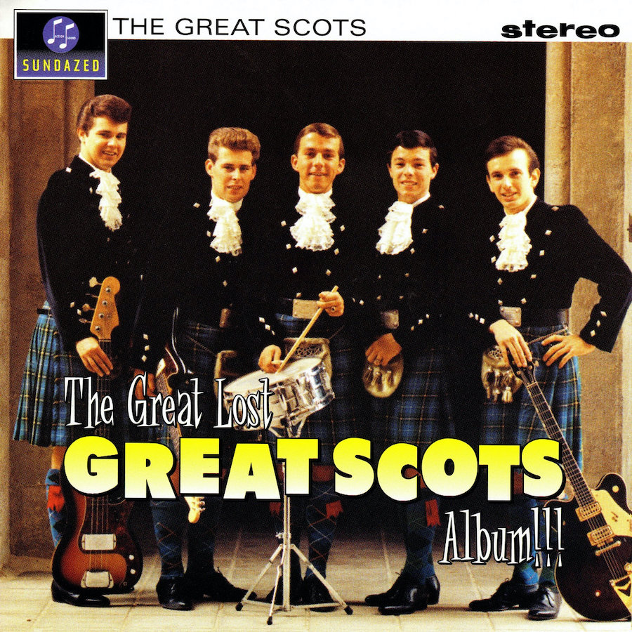 Great Scots - Great Lost Great Scots Album!
