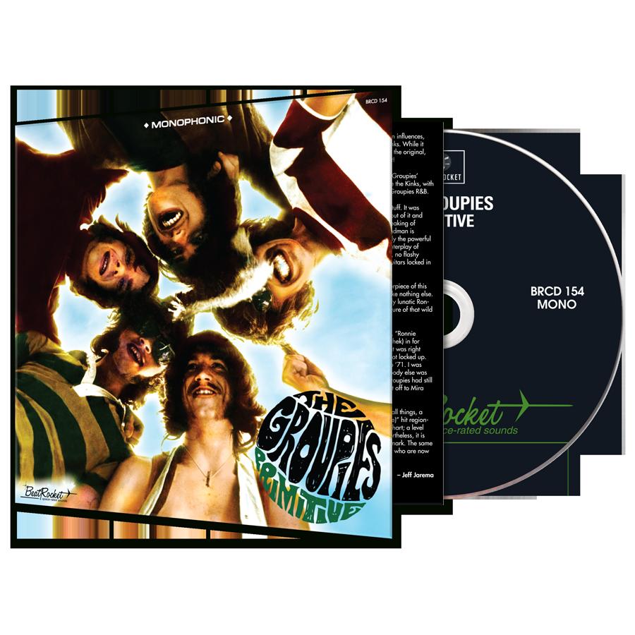 Groupies, The - Primitive - CD