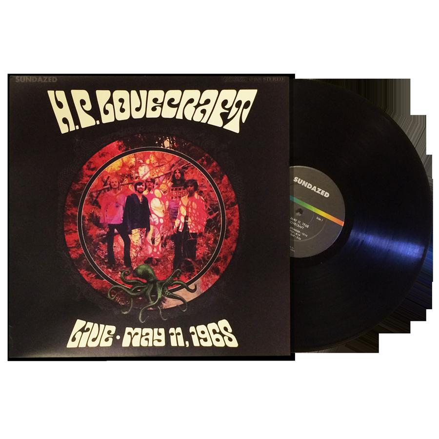 H.P. Lovecraft - Live 1968 - LP