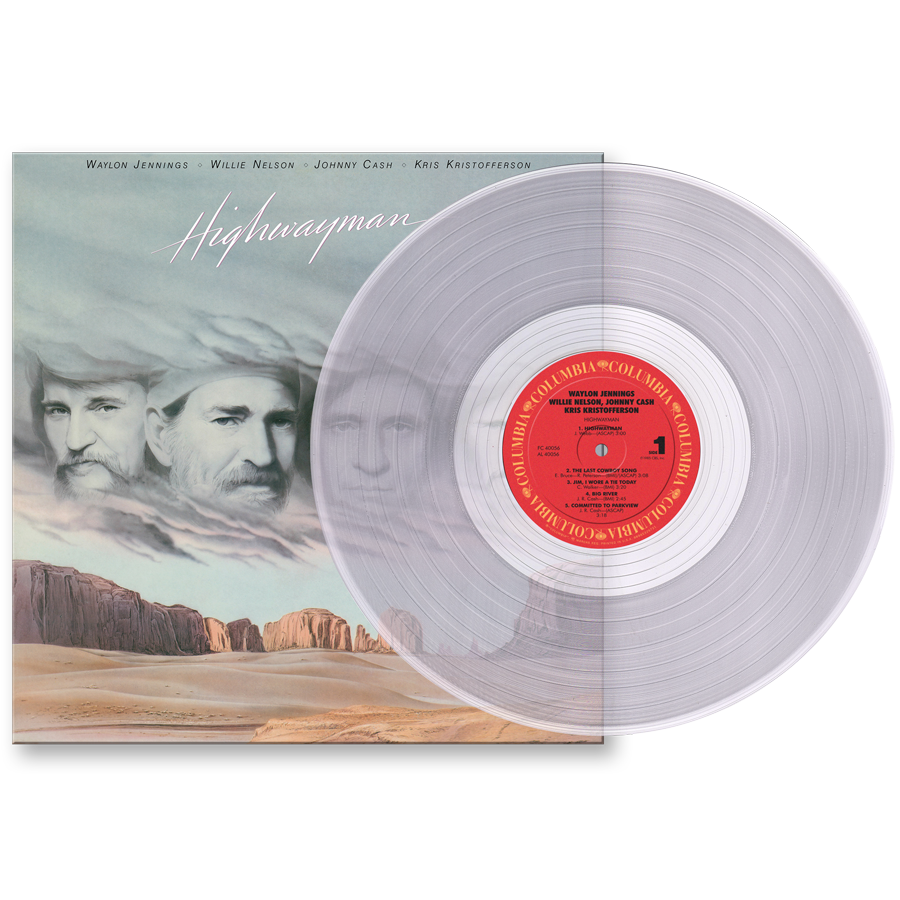 Highwaymen, The - Highwayman - LP