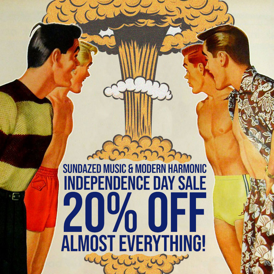 Independence Day Sale - 20% off almost everything!