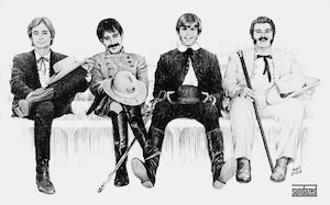 International Submarine Band (featuring Gram Parsons), The
