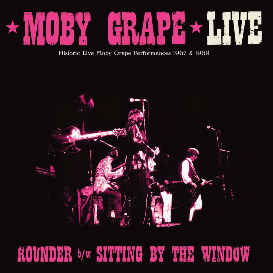Moby Grape - Moby Grape Live: Rounder / Sitting by the Window