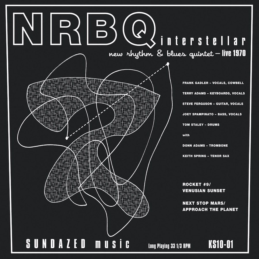 "NRBQ - Interstellar: Sun Ra Tribute - 10"" EP"