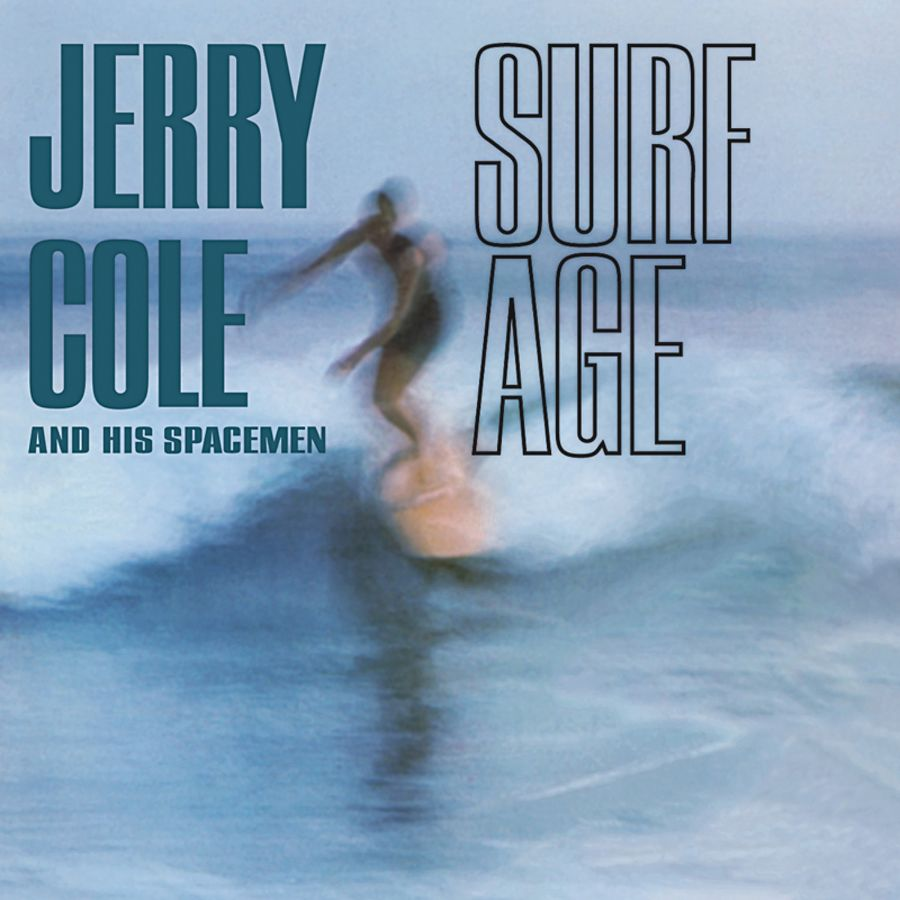 Cole, Jerry - Surf Age - CD