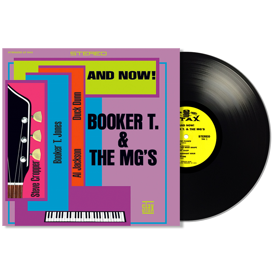Booker T. & the MG's - And Now! LP