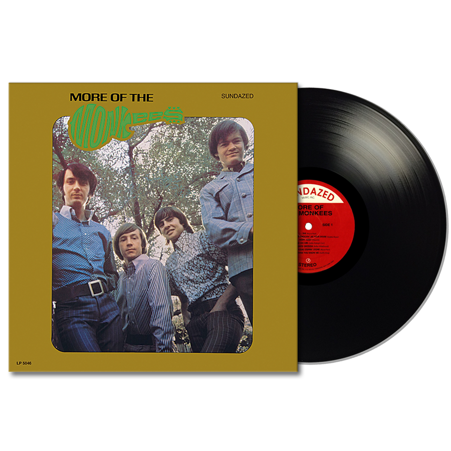 Monkees, The - More Of The Monkees LP