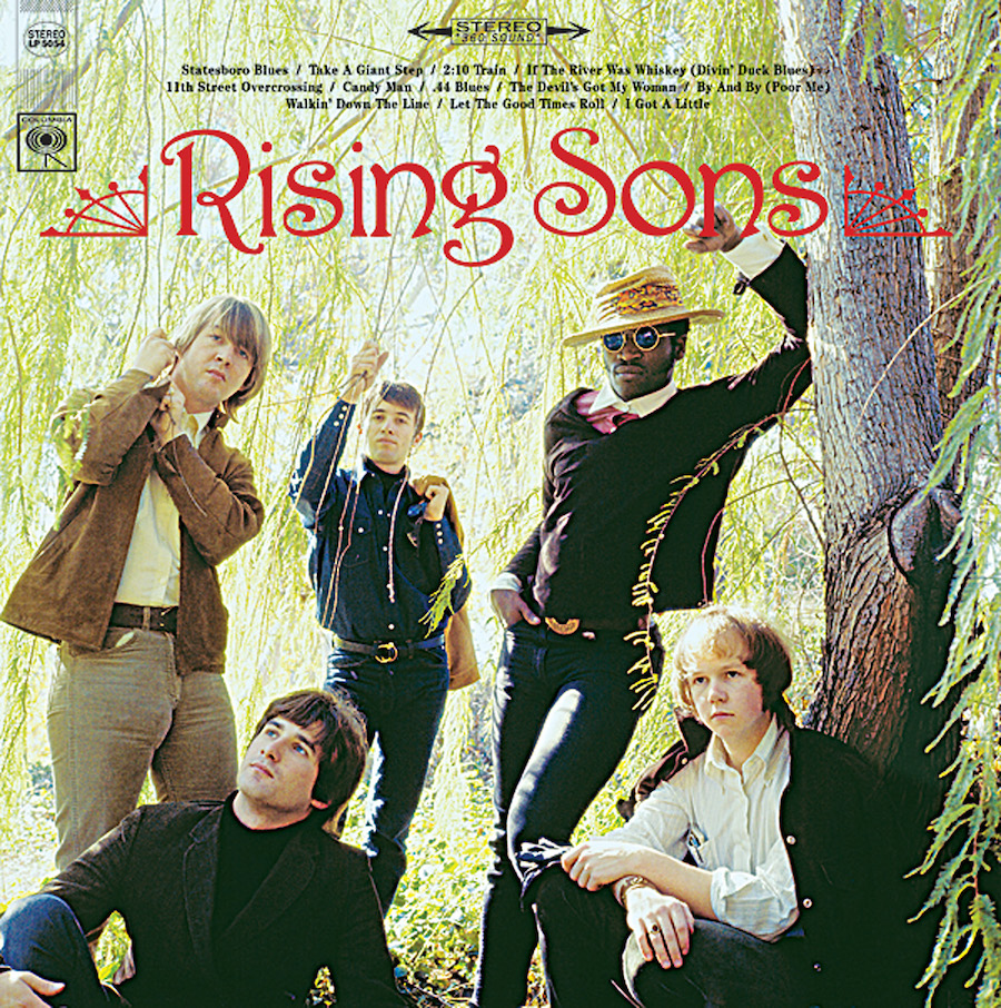Rising Sons, The - Rising Sons LP