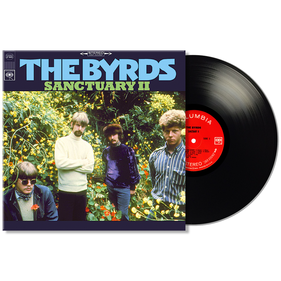 Byrds, The - Sanctuary II LP
