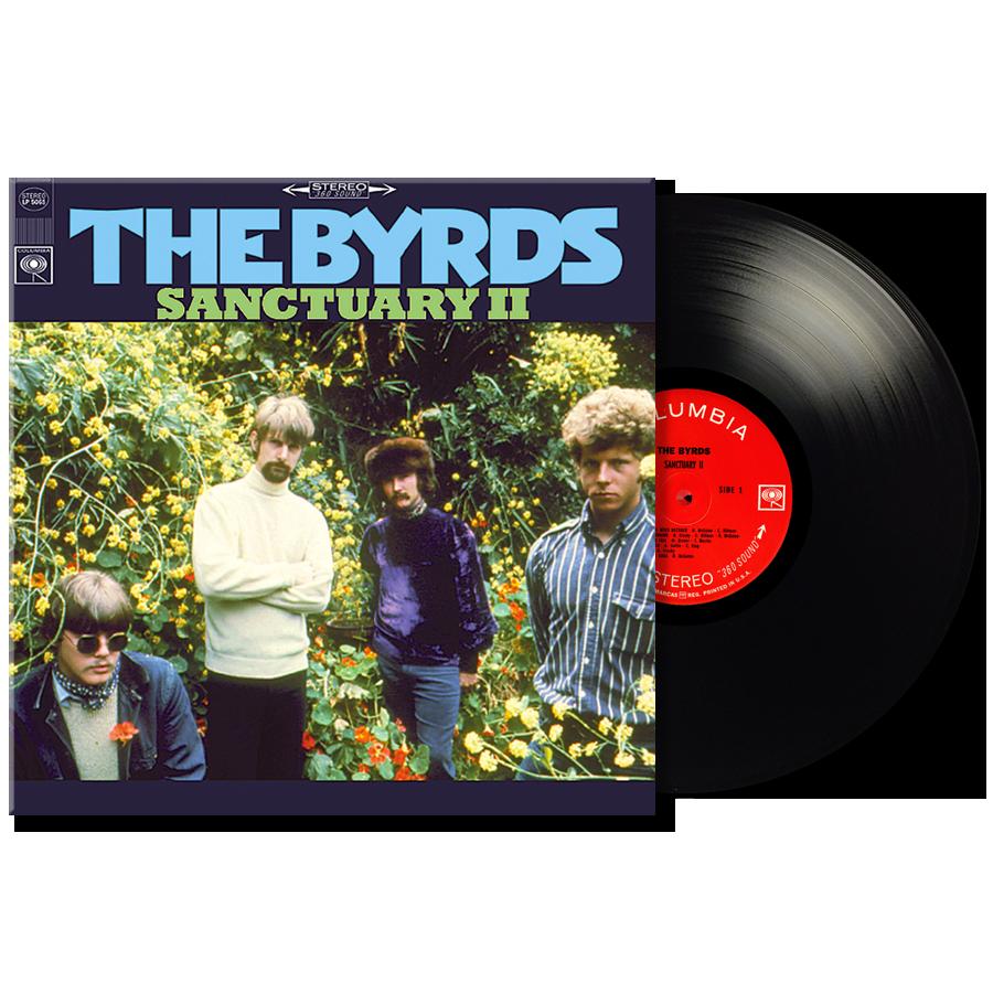 Byrds, The - Sanctuary II LP
