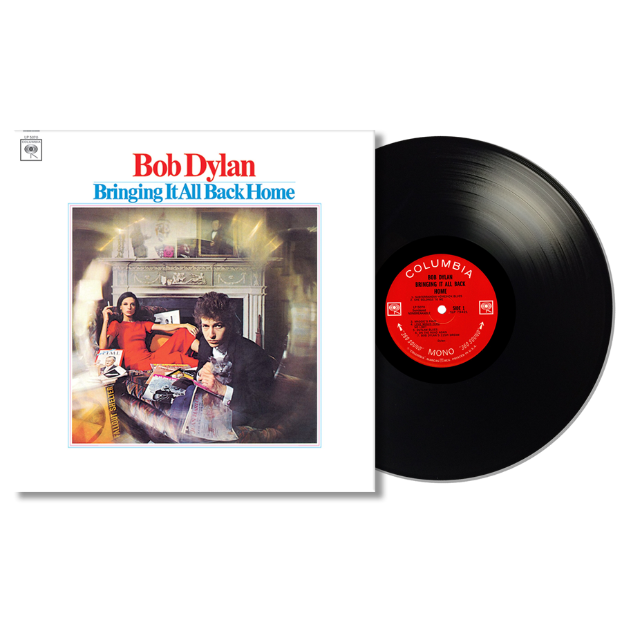 Dylan, Bob - Bringing It All Back Home Mono Edition LP