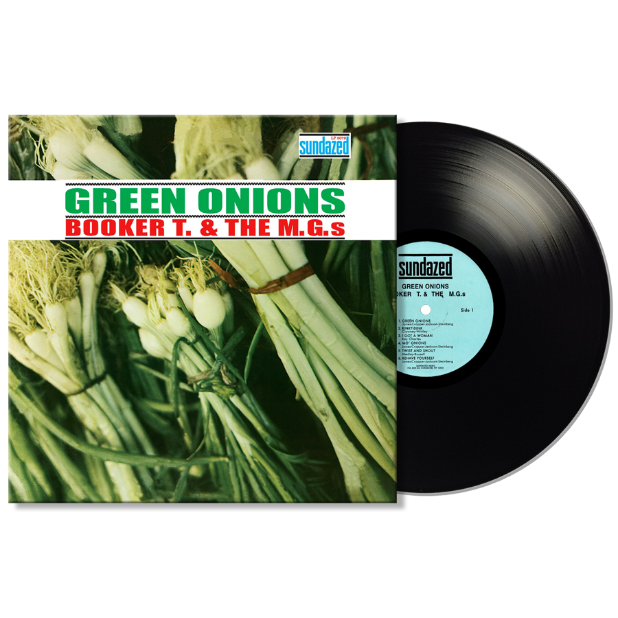 Booker T. & the MGs - Green Onions LP