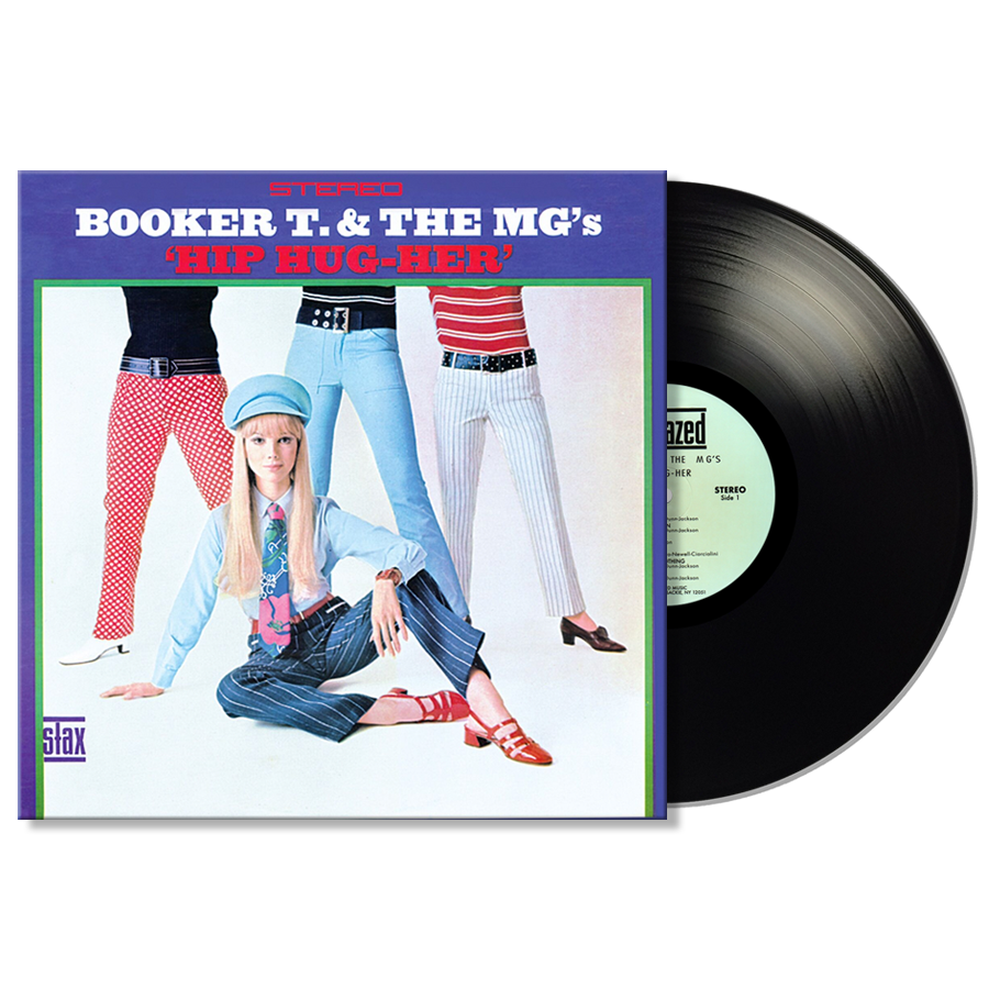 Booker T. & the MGs - Hip Hug-Her LP