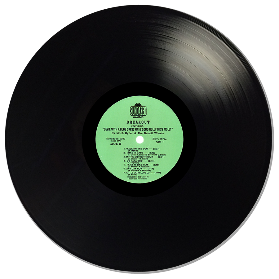 Vinyl Color